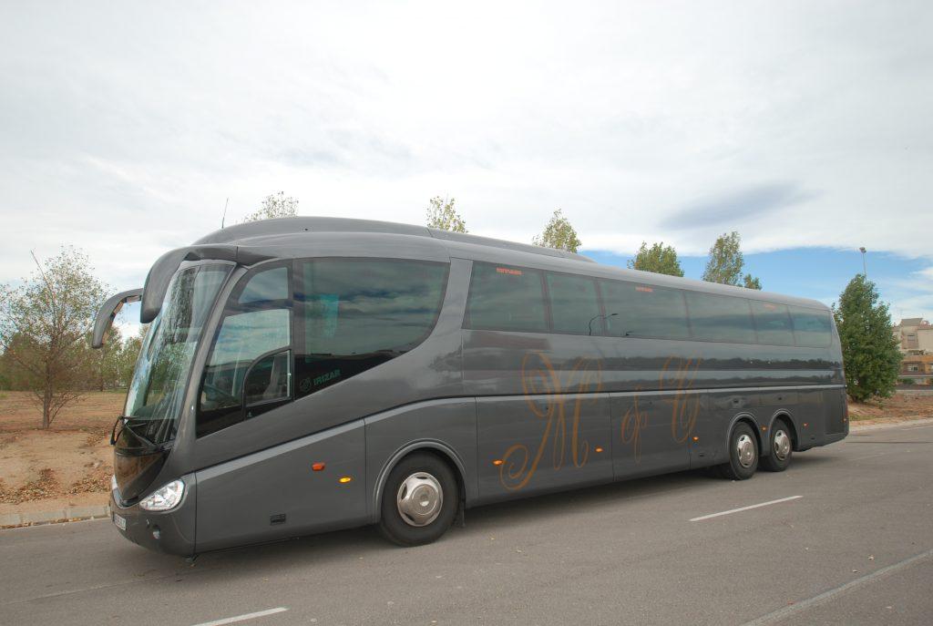 Autobús 68 plazas Scania