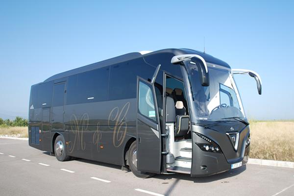 Microbús 39 plazas Mercedes Touring