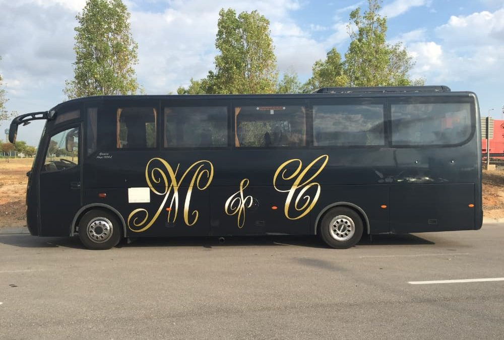 Autobús 35 plazas Mercedes Andecar